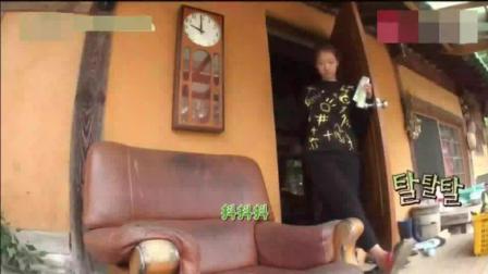 《三时三餐》朴信惠刚睡醒真的好可爱, 不知不觉喜欢上她了!