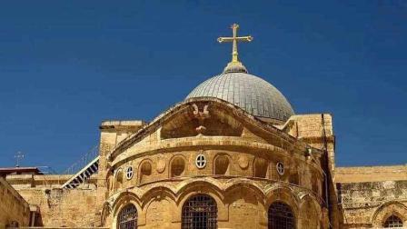 三教圣地耶路撒冷, 耶稣墓教堂, 神眷顾的千年圣城, 走进神秘之城