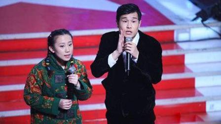 赵本山一直不敢相信, 两个徒弟小沈阳和丫蛋动了真格, 用尽全力合唱这首歌, 替师傅长脸了