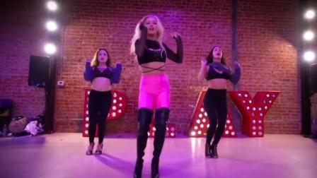 【UrbanDance.Cn】Marissa Heart 编舞《No Excuses》Urban Dance PlayGround LA