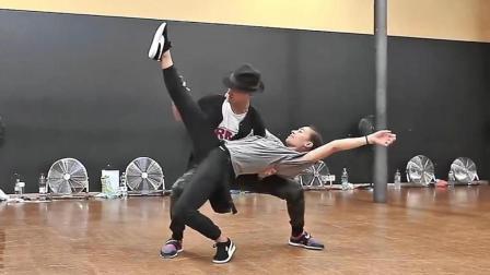 【UrbanDance.Cn】Keone Madrid & Mariel Madrid 编舞《Time For Love》 URBAN DANCE CAMP
