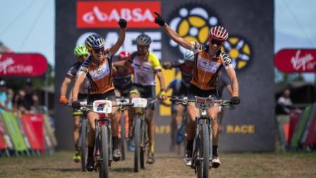 2018 Cape Epic 南非山地车赛第一赛段