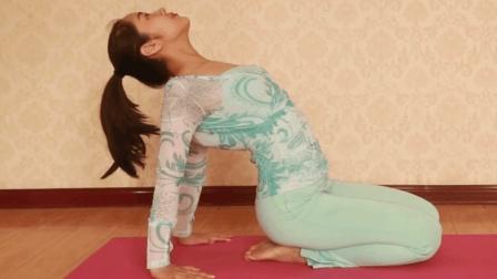 最适合肩周炎患者的瑜伽体式, 每天2分钟, 告别颈椎疼痛