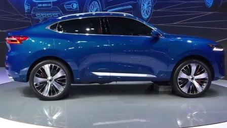 哈弗又要火了, 新车外观比宝马X6还酷, 百公里油耗2L, 售价一出人人买得起!