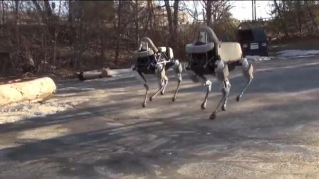 太酷了, 这些未来的机械设备!