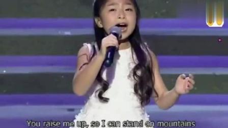 天籁之音, 9岁巨肺歌手谭芷昀, 红馆开唱, 全场屏息!
