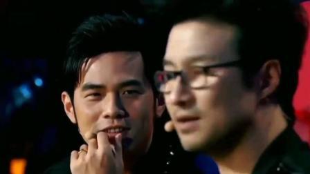 《中国好声音》杰伦跟汪峰商量能不能把选手给我, 太可爱了!