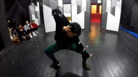 【UrbanDance.Cn】InSung Jang 编舞《Rain Dance》Urban Dance Studio