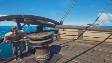 《盗贼之海》01体验真正的加勒比海盗【蛋蛋与老船长】