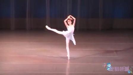 古典芭蕾网红剧目《魔符》, 10岁小女孩最轻盈版本!