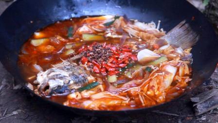 【村意】竹林七怪之金汤鱼, 试试这样做, 越吃越想吃