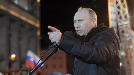 普京连任4届总统, 用18年让俄罗斯改天换地, 背后艰辛无人能懂