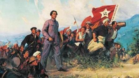 党的一次通盘计划: 秋收起义都是为了配合南昌起义进入广东成功进行广州起义发起的