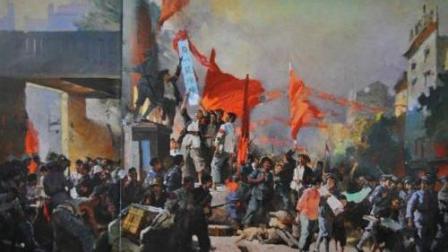 苏联专家诺依曼坚持广州起义的原因就在于粤桂两派系军阀的激烈矛盾额复杂关系