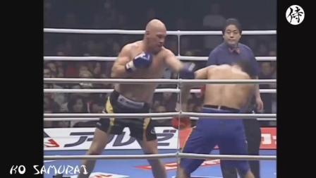 他是世界上最恐怖的重拳手之一!曾与UFC马克亨特上演重炮对轰!