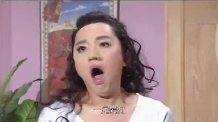王祖蓝扮女人超级像, 看得台下全体观众捧腹大笑!