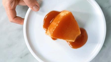 香滑美味的番石榴奶酪布丁, 好吃的甜点了解一下!