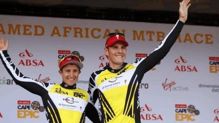 2018 Cape Epic 南非山地车赛第三赛段
