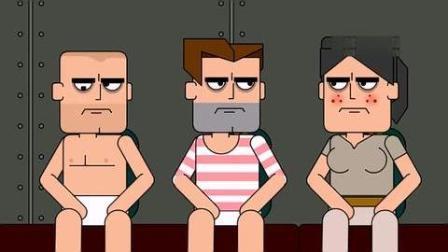 三人四排惨遭遗弃, 智取吉普勇闯天命圈