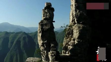 高空航拍, 重庆市巫山县, 巫山十二峰之最: 神女峰