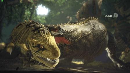 ZUDDY《怪物猎人: 世界》丝瓜登场! 恐暴龙特别任务!