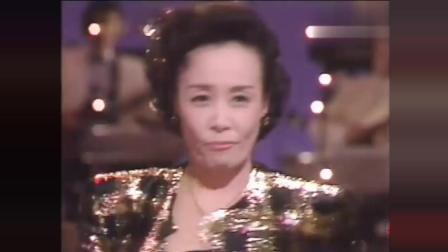 全日本演歌大神美空云雀最俏皮的演唱, 没有功力绝对唱不成这样!