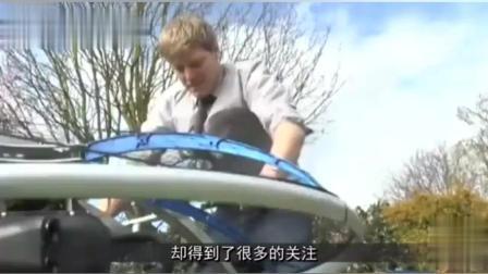 摩托车, 可悬空飞行700米, 和直升机有一拼