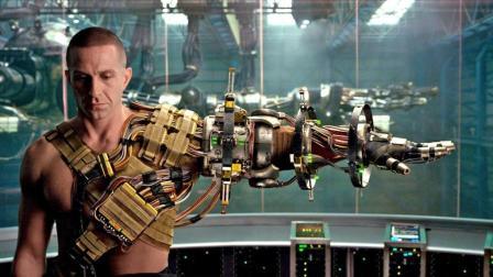 外星人克隆超级怪兽入侵地球, 人类驾驶钢铁机甲英勇迎战, 速看科幻电影《环太平洋》