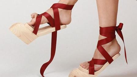 长得跟马蹄一样的鞋子一双卖410美元? 网友: 傻子才买!