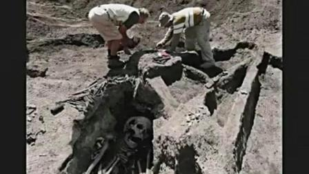考古发现古墓纪录片 真实神秘巨人遗骨