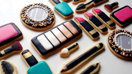 """这些高颜值的""""化妆品""""竟能吃? 这饼干的创意我给一万分!"""