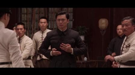 樊少皇也是练家子, 够厉害, 一个人就打退了找事的日本人!