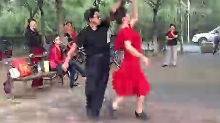 交谊舞 北京平四 魅力之舞