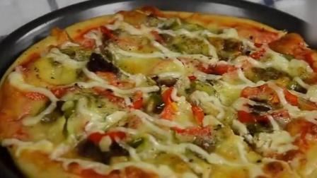 做披萨不要太简单, 大家都学会必胜客就了!