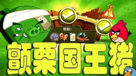 愤怒的小鸟2【264期】挑战炫舞银, 战胜颤栗国王猪!