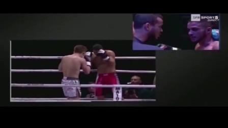 排名超越邱建良的日本拳手刚刚输了, 世界第一只剩下一道障碍!