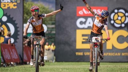 2018 Cape Epic 南非山地车赛第四赛段