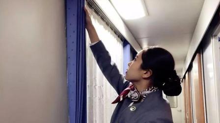 为什么晚上12点,火车乘务员要强制把窗帘拉上?看完真的要注意