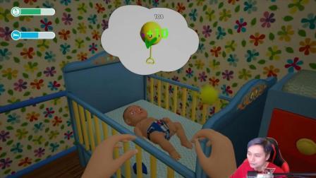 ★妈咪模拟器★Mother Simulator《籽岷的新游戏直播体验 第二集》