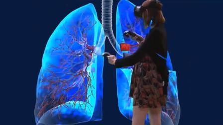 带上VR, 学医就像玩游戏一样有趣! 看完都想学医啦
