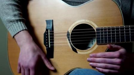 非常棒的吉他打板, 节奏很好听