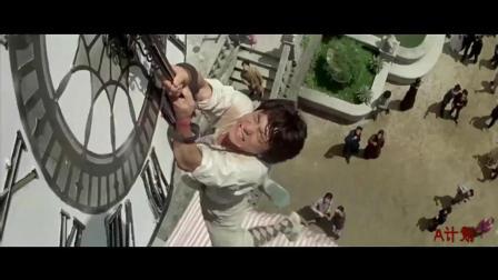 成龙影视生涯十大危险动作集锦, 最后两个无人敢做!