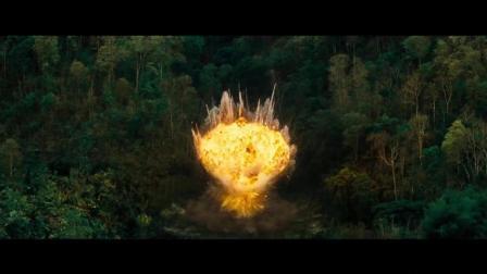 第一滴血4, 丛林作战的鼻祖, 看史泰龙龙哥教你怎么埋雷, 太狡猾了