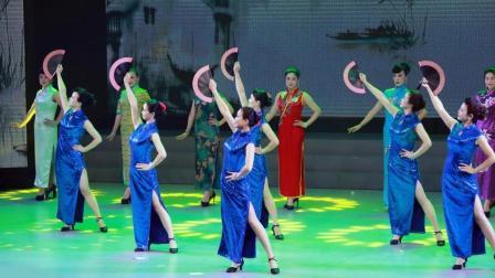 走秀《旗袍韵》——株洲旗袍文化协会