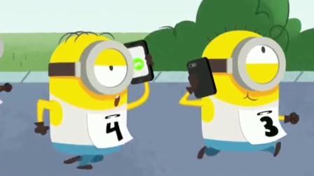 神偷奶爸3: 小黄人与格鲁日记之马拉松, 爆笑来袭, 精彩不断