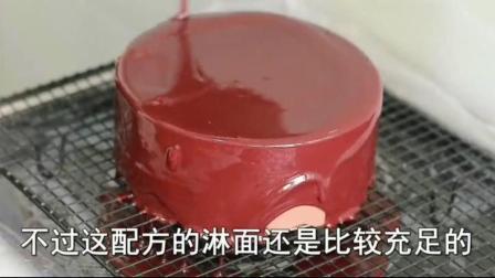 这是一个丧心病狂的淋面巧克力蛋糕教程!