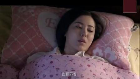 男女睡在一张床, 对男子说睡不着, 然后两人就控制不住了!