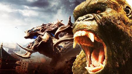 你嫌《环太2》怪兽没特点? 看各国怪兽电影大PK