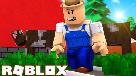 【Roblox农场模拟器】喂养超萌宠物! 模拟农场爱宠大机密! 小格解说 乐高小游戏