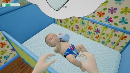 当妈模拟器丨一把屎一把尿将他喂大